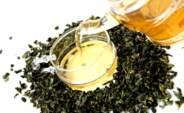The beauty of the tea garden, out of good tea